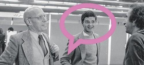 Veinte años y después. Conversaciones con Michel Foucault, de Thierry Voeltzel