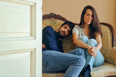 Ángela Boix y Francesco Carril una pareja de actores realmente atractiva. Foto Danilo Moroni.