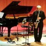 JOE LOVANO, MARILYN CRISPELLL & CARMEN CASTALDI en el Barcelona Jazz Festival.