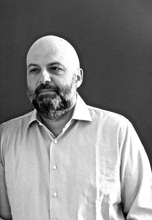 Renato Gabriellies el autor de Hambre, se ama como se come.