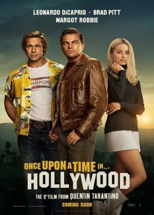 """""""Érase una vez en…Hollywood"""" Leonardo DiCaprio, Brad Pitt, Margot Robbie. Un buen trio para Tarantino"""