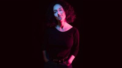 """En la imagen de Jesús Romero, María San Miguel directora de """"Wasted"""" de Kate Tempest"""