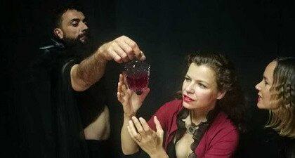 """Las brujas de """"Macbeth"""", vistas por Susana Sanabria"""