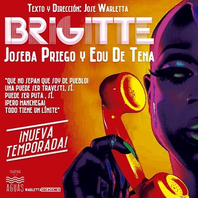 Un buen cartel para Brigitte, de Jose Warletta