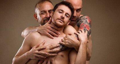 Erotic Massage Una comedia musical de amor Gay, de Jesús Amate y Jeffrey Pop