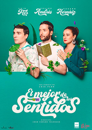 Cartel foto de Jesús Mayorga, y diseño María La Cartelera