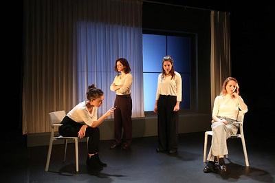 Beatriz Grimaldos, Ana Mayo, Camila Viyuela y Muriel Sánchez, cuatro actrices para Sólo un metro de distancia de Antonio C. Guijosa