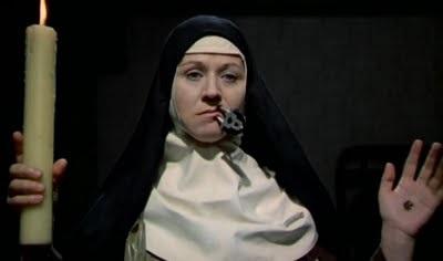 En la imagen la actriz en una secuencia de La Prima Angelica, de Carlos Saura. La película marcó la consolidación internacional del director, que recibió el Premio Especial del Jurado en el Festival de Cannes