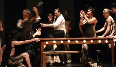 En Yerma de Amargo está presente el flamenco.