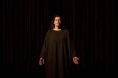 En la imagen la actriz Laia Marull, encargada de interpretar a Mariana Pineda