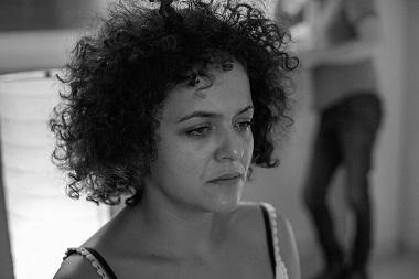 Cristina de Anta es Ana en Mapa de heridas, escrita y dirigida por Sergio Martínez Vila ©Danilo Moroni.