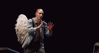 Quitamiedos. Una creación de Kulunka Teatro, escrita y dirigida por Iñaki Rikarte