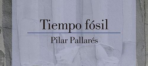 Tiempo fósil, de Pilar Pallarés