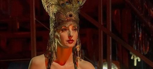 Tórtola. Un nostálgico homenaje a la bailarina Tórtola Valencia