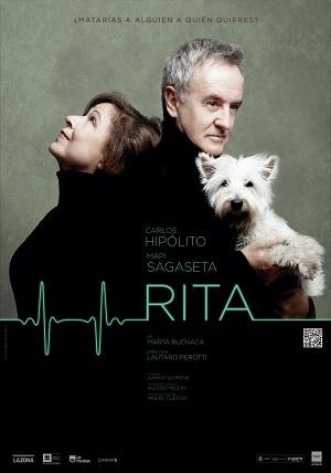 Cartel de Rita foto de ©