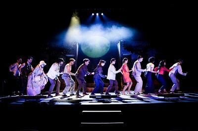 Castelvines y Monteses de Lope de Vega, recreada en musical por Sergio Peris-Mencheta es una fiesta ©Bárbara Sánchez Palomero