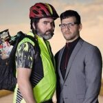 El ciclista utópico de Alberto de Casso, dirigida por Yayo Cáceres