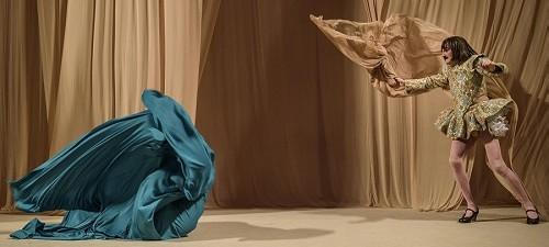 Othello de Marta Pazos, a partir de William Shakespeare