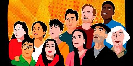 El proyecto de Tus Ojos 2030 con la película Victoria 2030 de Manuel Serrano, fue hacer una obra coral, para que se vea lo importante que es buscas una economía sostenible, para todos los miembros de la comunidad