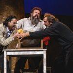 Don Quijote somos todos, una comedia de Teatro del Temple
