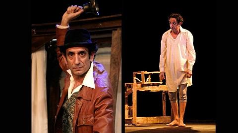 El Buscón don Pablos, escrito por Quevedo, no ha podido tener mejor acomodo que en el actor José Luis Esteban. El Buscón Teatro del Temple