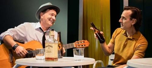 Vinícius de Moraes & Tom Jobim y Bossa en directo La canción de Ipanema El musical