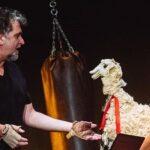 Cabezas de cartelde -y con- Celia Nadal yJavier Manzanera